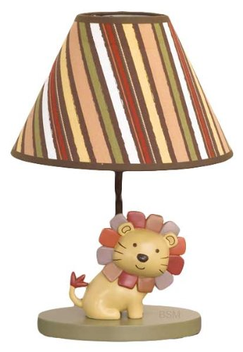 jungle lamp photo - 10