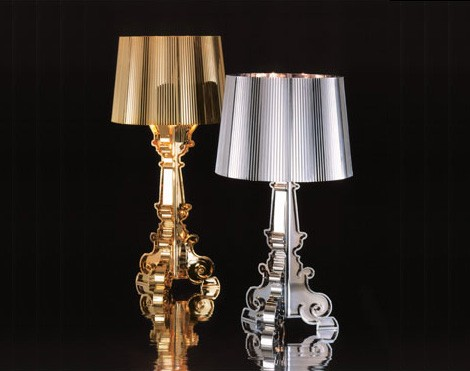 kartell bourgie lamp photo - 1