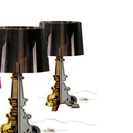 kartell bourgie lamp photo - 4