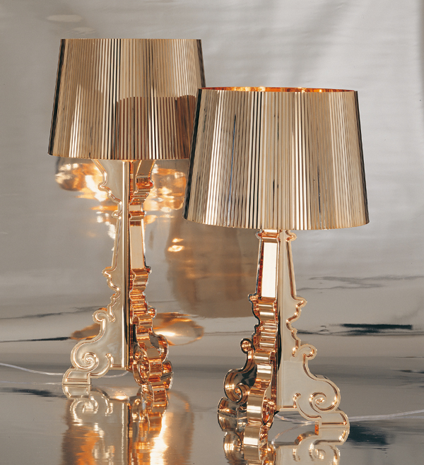 kartell bourgie lamp photo - 7