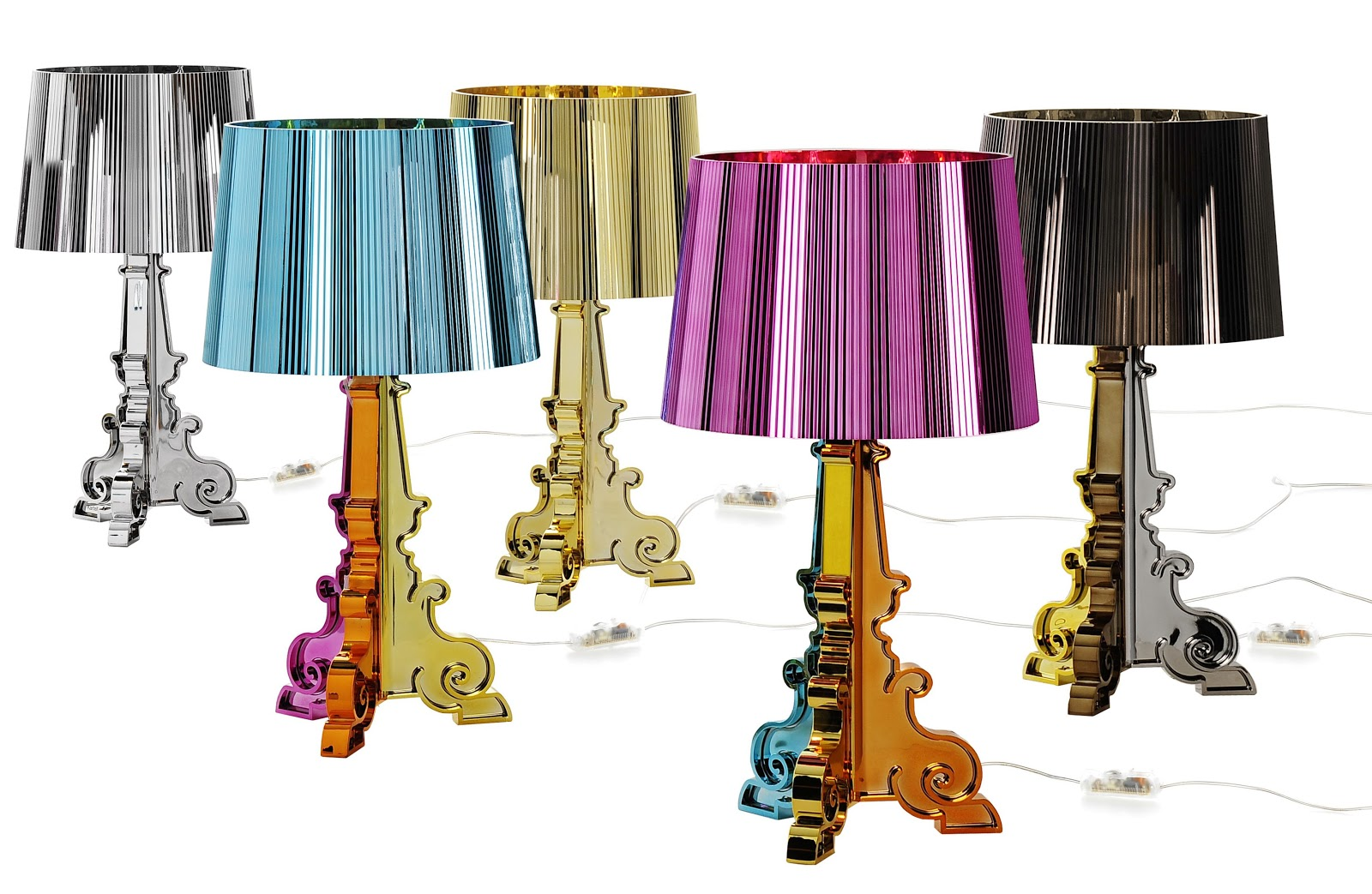 kartell lamps photo - 8