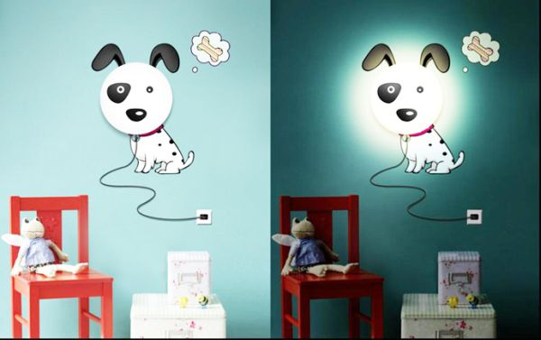 kid lamps photo - 1