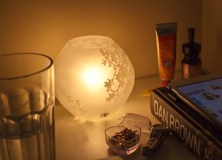knubbig table lamp photo - 3