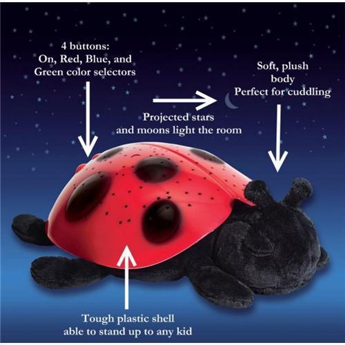 ladybug lamp photo - 5