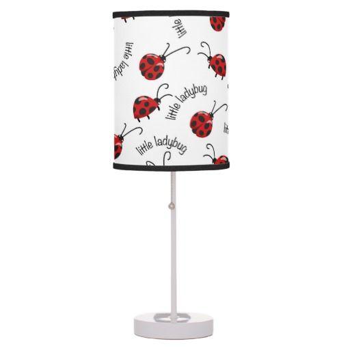 ladybug lamp photo - 8