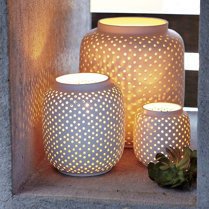lantern outdoor lights photo - 3