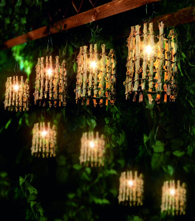 lantern outdoor lights photo - 8