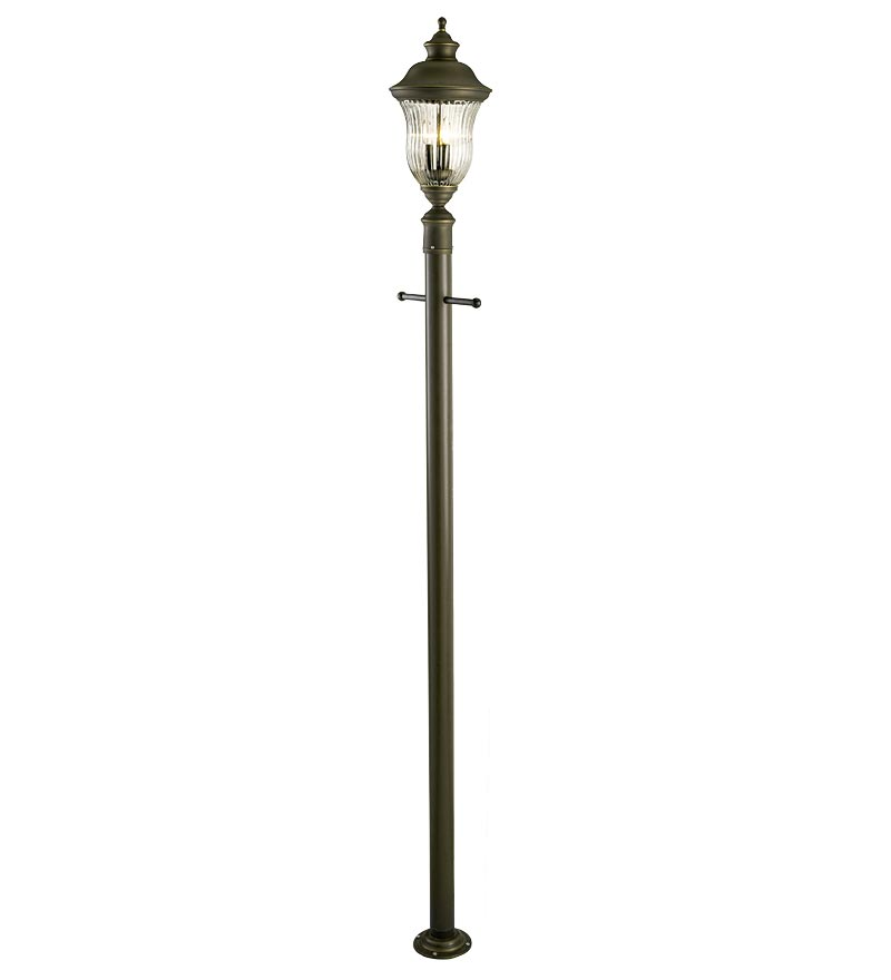 lantern post light outdoor photo - 3