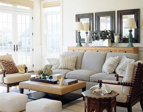 large table lamps for living room photo - 6