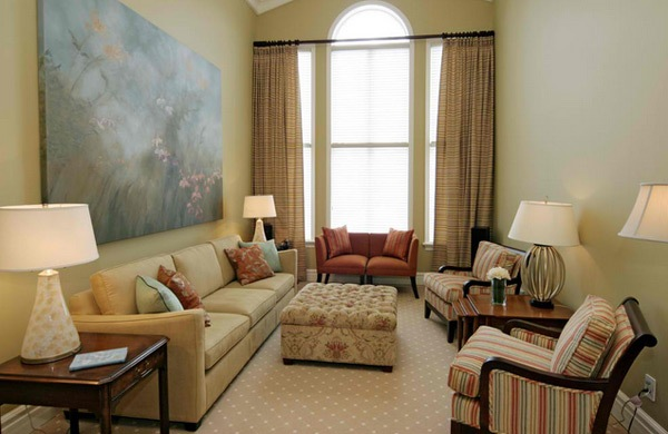 large table lamps for living room photo - 9