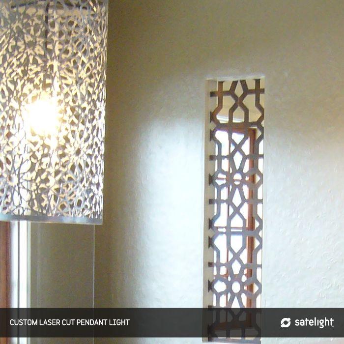 Laser Cut Lamp Warisan Lighting