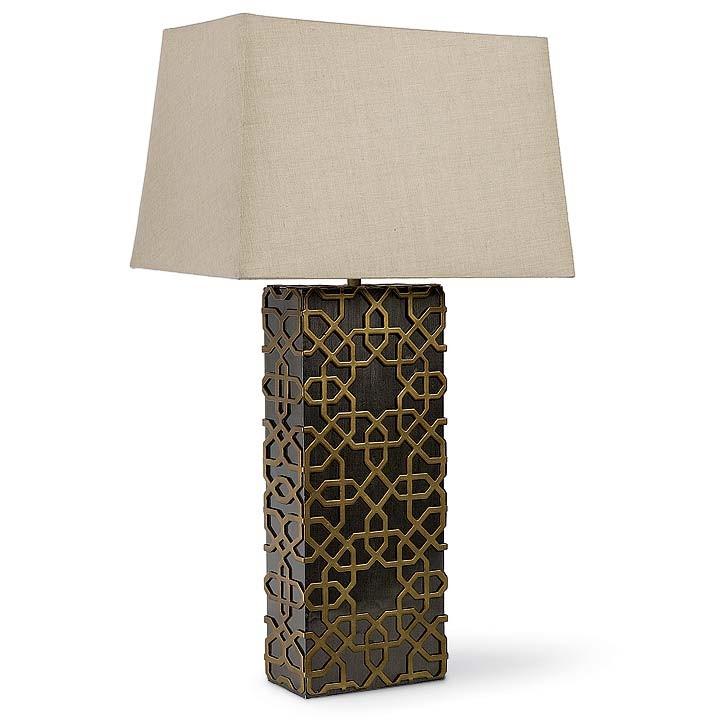 lattice lamp photo - 10