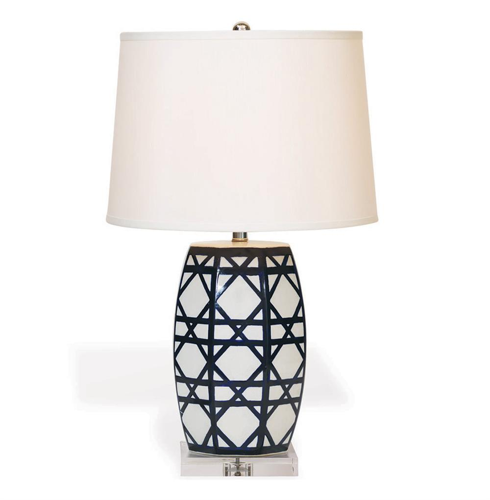 lattice lamp photo - 4