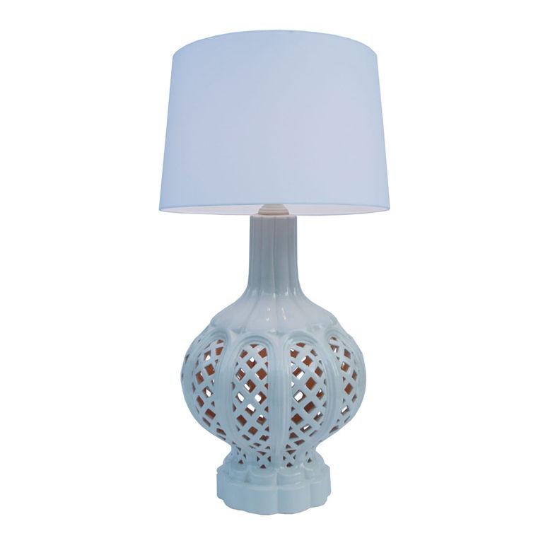 lattice lamp photo - 7