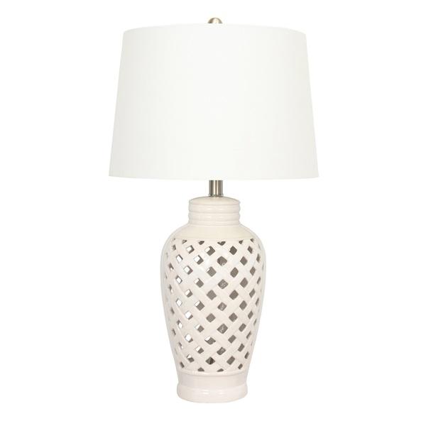 lattice lamp photo - 8