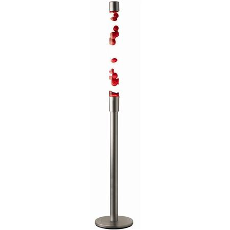 lava lamp floor lamp photo - 5