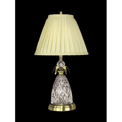 lead crystal lamps photo - 10