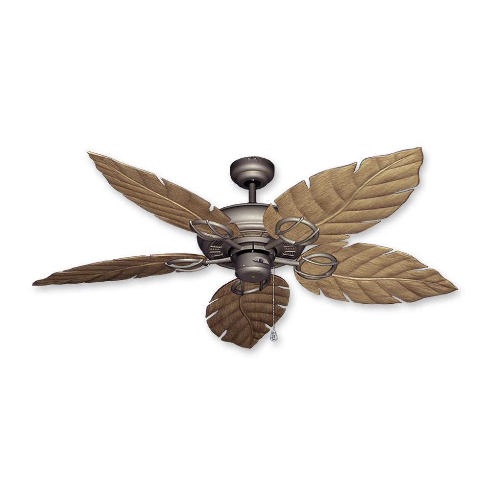 leaf ceiling fan blades photo - 1