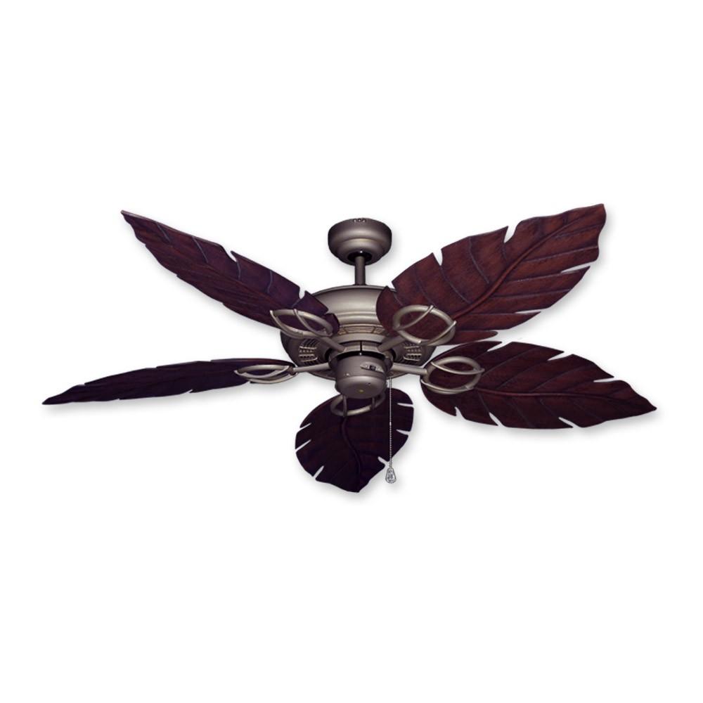 leaf ceiling fan blades photo - 2