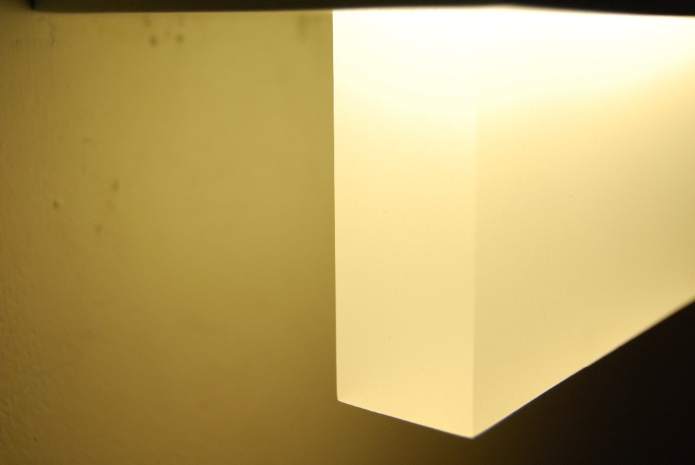 led bedside wall lights photo - 5