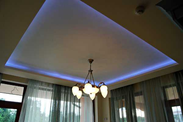 led ceiling lights photo - 7