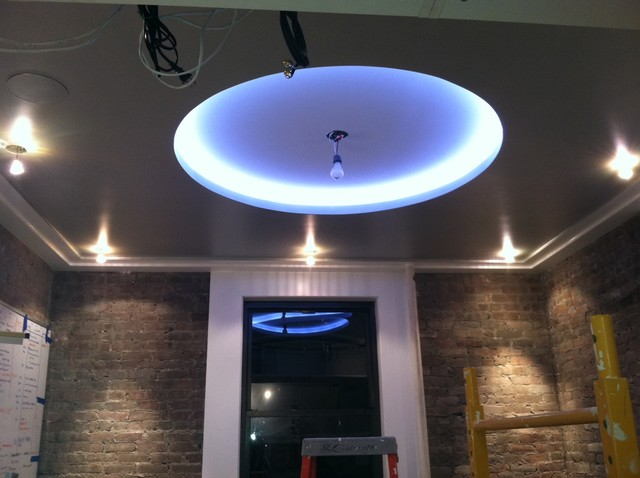 led ceiling lights photo - 8