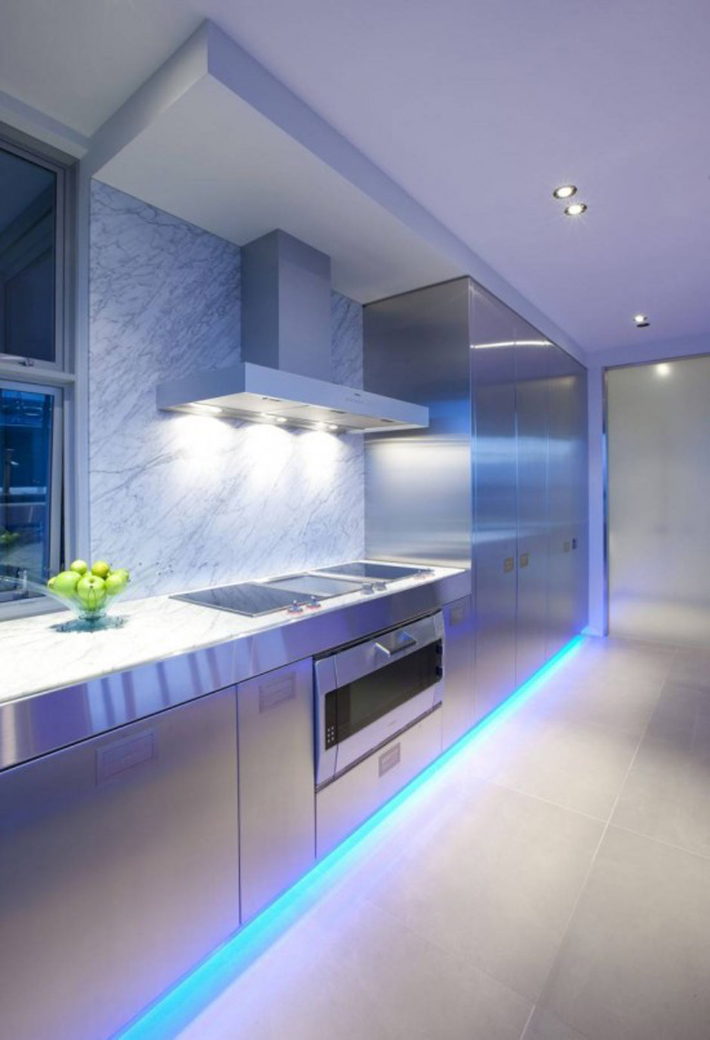 led ceiling lights kitchen photo - 2