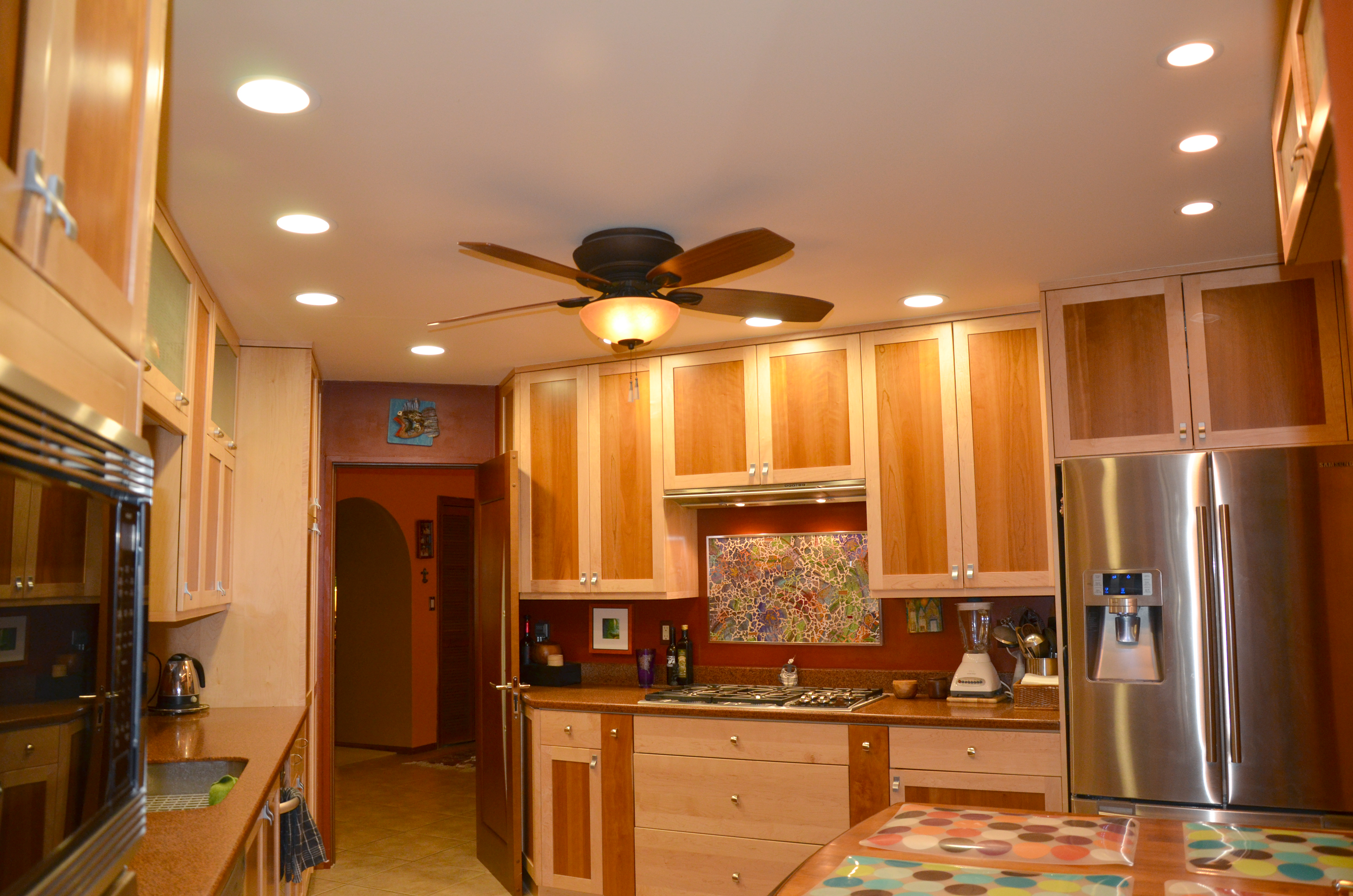Kitchen Lighting Led Ceiling how to choose the perfect type of led ceiling lights recessed