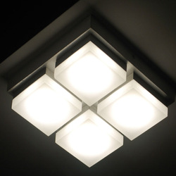 led ceiling lights surface mount photo - 1