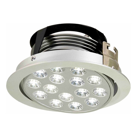 led ceiling spot lights photo - 3