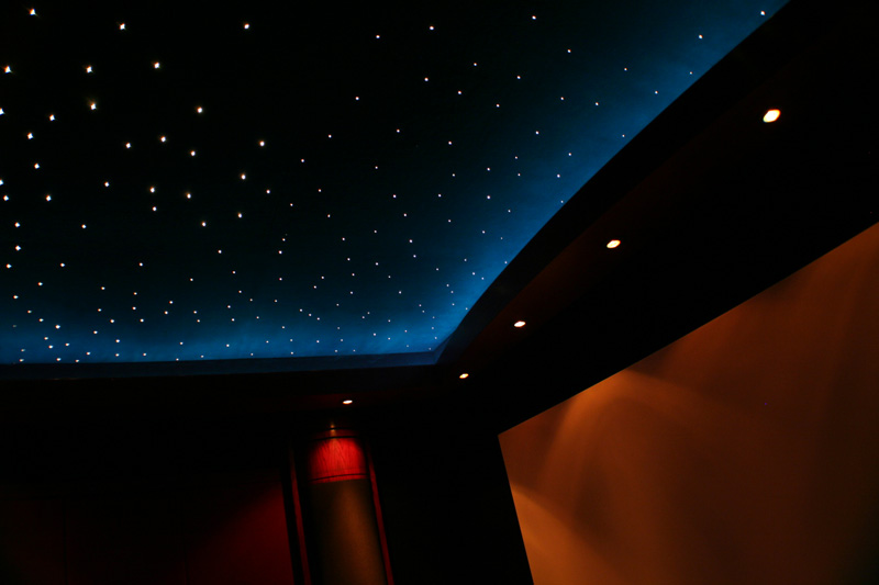 led ceiling star lights photo - 1