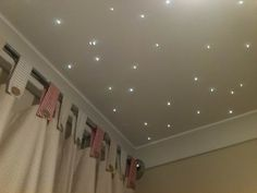 led ceiling star lights photo - 3