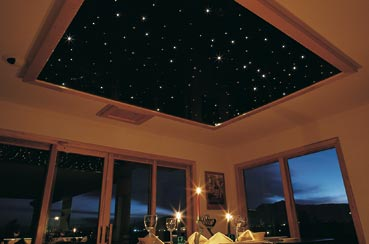 led ceiling star lights photo - 4