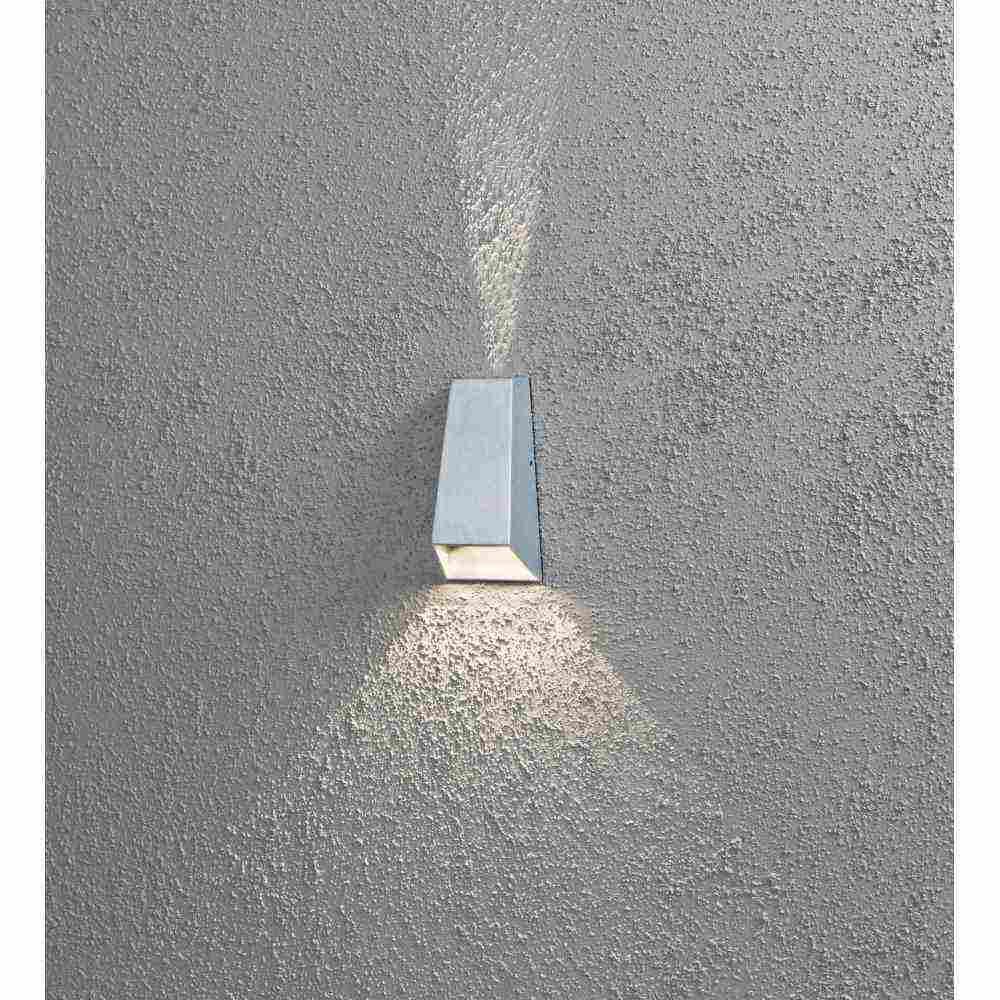 led exterior wall lights photo - 5