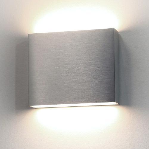 led external wall lights photo - 7