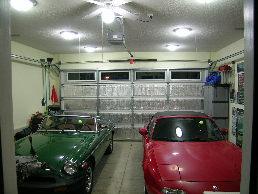led garage ceiling lights photo - 2