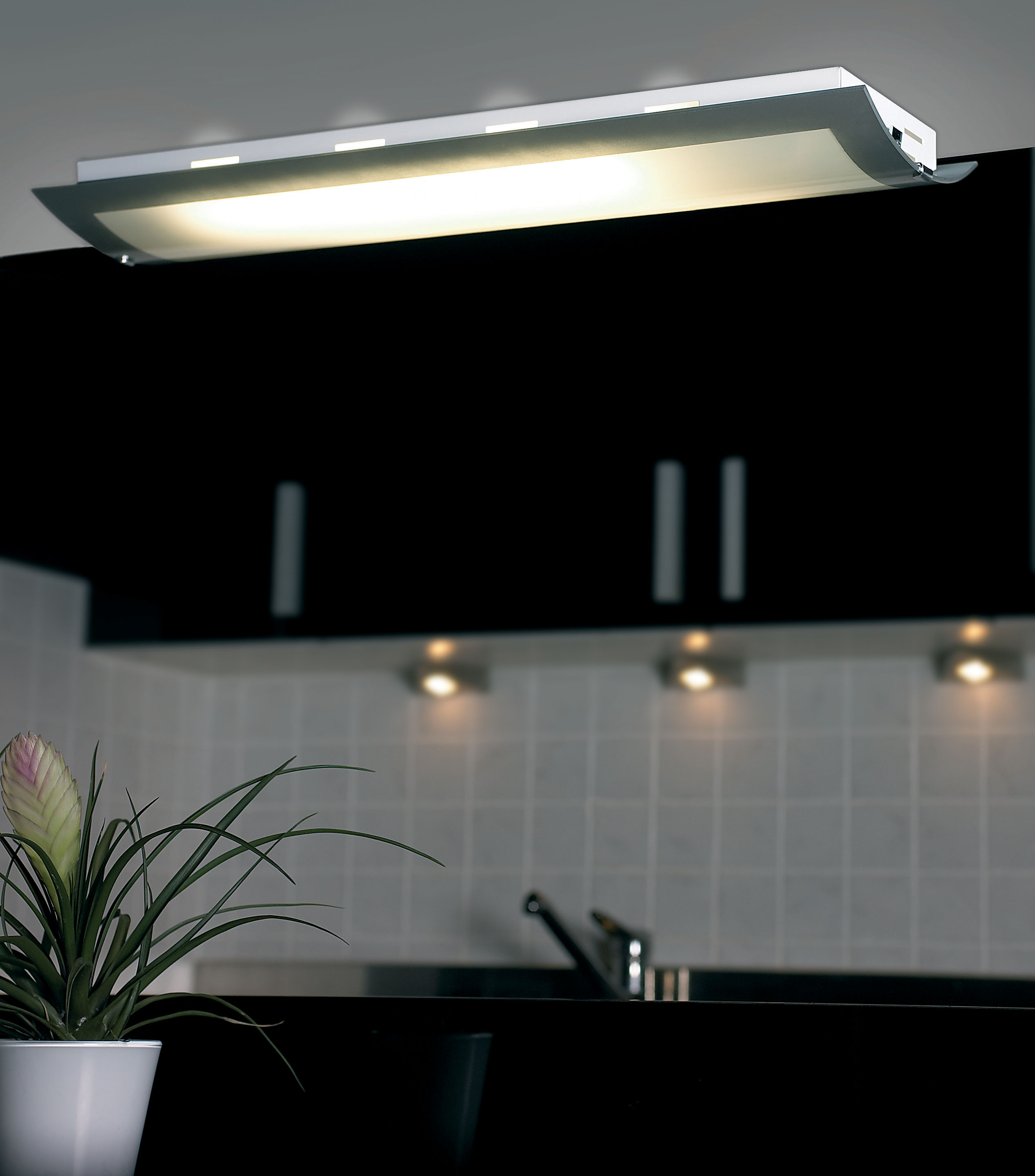 Uncategorized Led Ceiling Lights For Kitchen get large amount of illumination with led kitchen ceiling lights photo 2