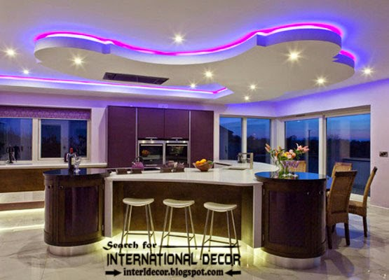 Led Kitchen Lights Home Design Ideas and