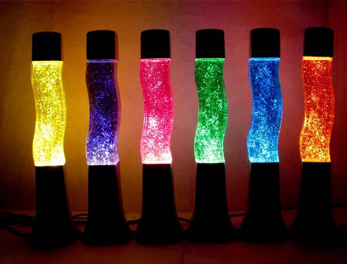 led lava lamp photo - 7