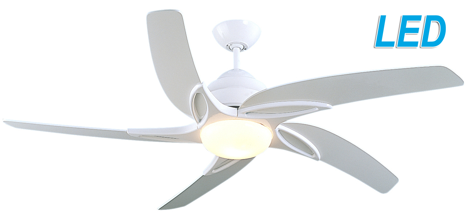 Led Light Ceiling Fans