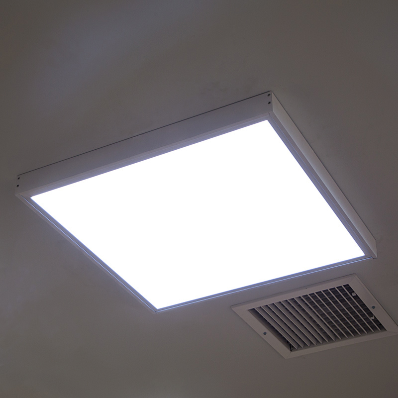 led light panel ceiling photo - 3