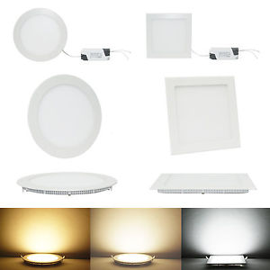 led light panel ceiling photo - 9