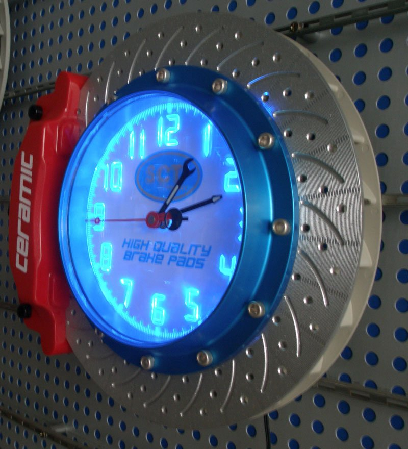 Save up some energy with the use of led light wall clocks warisan led light wall clock photo 2 aloadofball Images