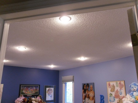 led lights recessed ceiling photo - 1