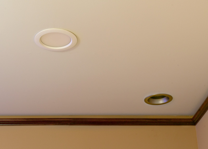 led lights recessed ceiling photo - 8
