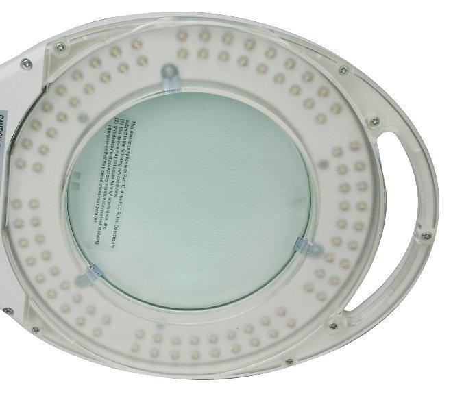 led magnifying lamp photo - 1