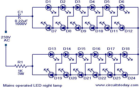 led circuit diagrams ireleast info led wiring diagram led auto wiring diagram schematic wiring circuit
