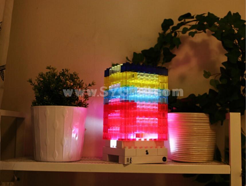 led night lamp photo - 8