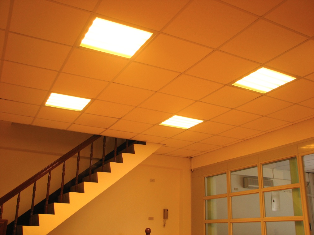Led Office Ceiling Lights A Great Fit For Any Office