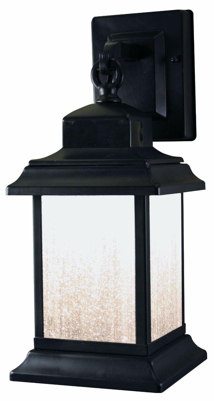 led outdoor sensor light photo - 1